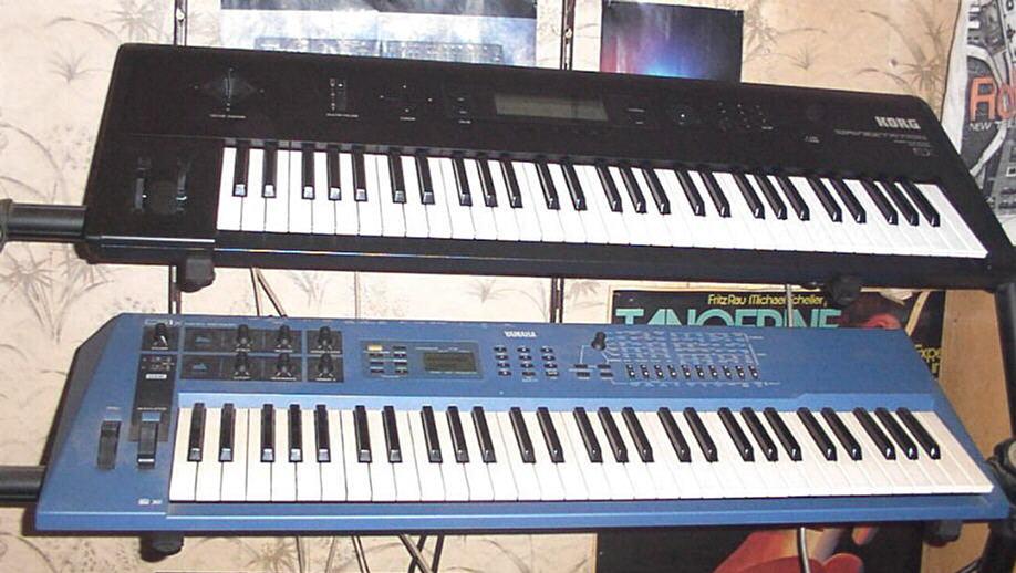 Secret voices studio for Yamaha cs1x keyboard